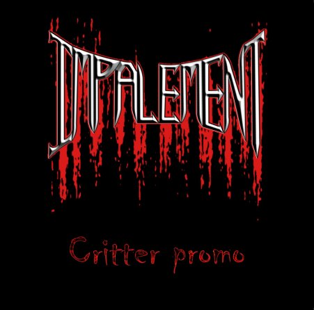 Critter promo cover